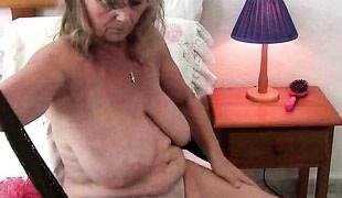 Britain's most sexiest grannies part three