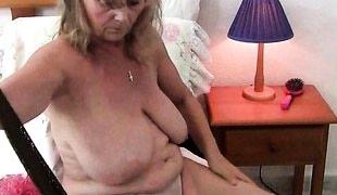 Britain's most sexiest grannies part three