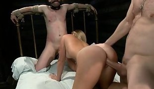 Humiliating cuckold